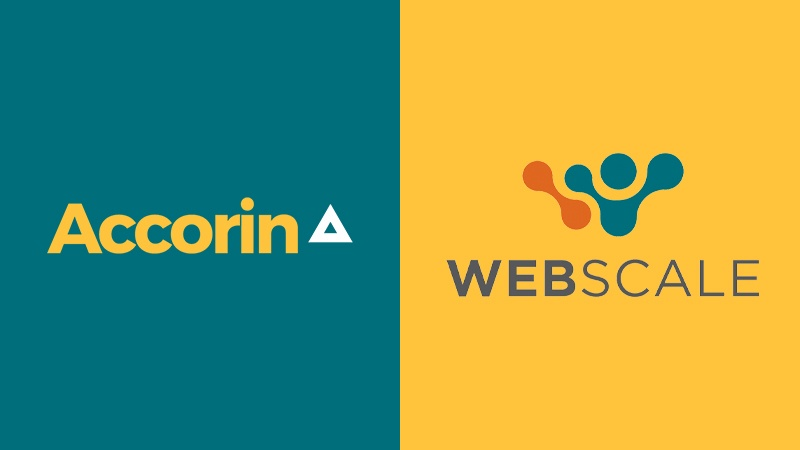 Accorin and Webscale Partnership